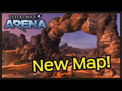 New Map + Big Changes (Patch 3.1) - Total War: Arena Gameplay