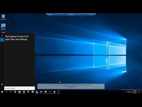 Shoutcast Lesson #1 - Windows Firewall Settings - Enable Port 8000