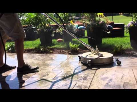 A.D.S Surface Cleaner - Stamped Concrete