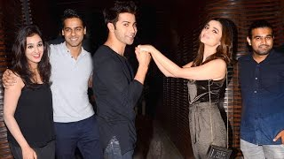Badrinath Ki Dulhaniya GRAND Success Party 2017 Full Video - Alia Bhatt,Varun Dhawan