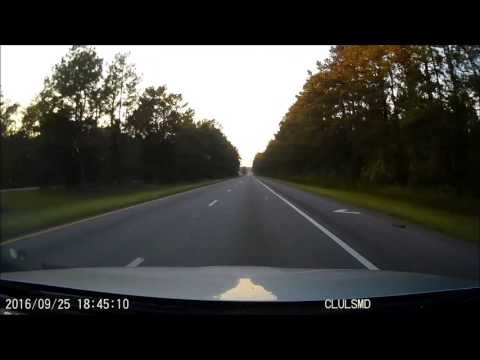 Timelapse 3: Charleston to Columbia in 5 Minutes