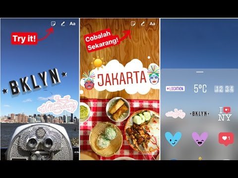 Instagram Stories Launches