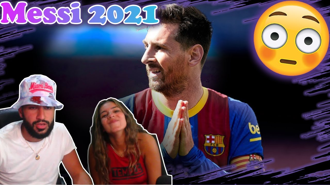 Americans React To Messi The One Man Show 2021