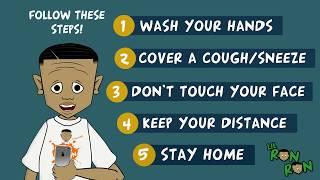 Coronavirus P.S.A