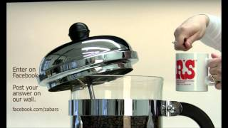 Download Counting the Beans - Zabar's Coffee Contest Video