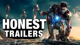 Download Honest Trailers - Iron Man 3 Video
