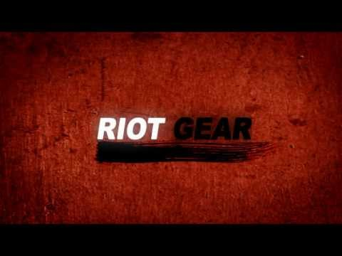 Riot Gear Cool Intro-Red Drainage! (adobe after effects)