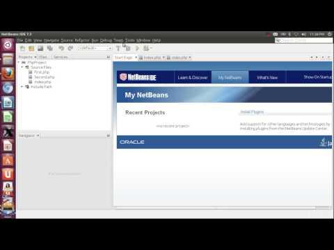 Configuration of PHP/Apache/My-SQL/Netbeans/X-debug on Ubuntu platform