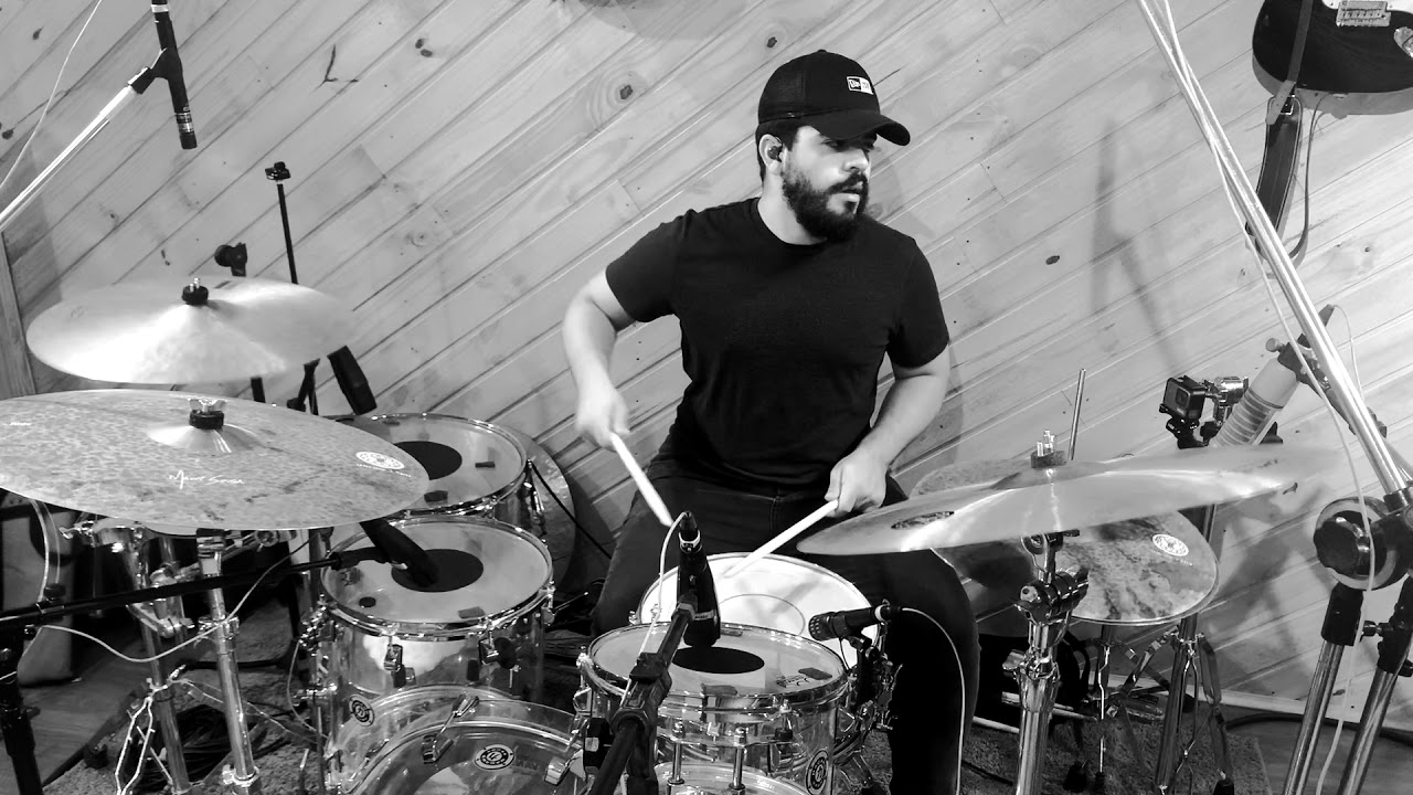 Oficina G3 l Retrato - Maick Sousa (Drum Playthrough)