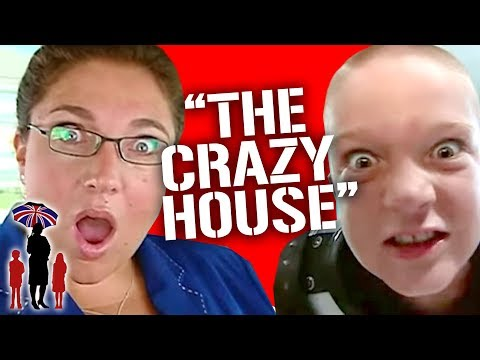 Older Brother Stabs Younger Brother With Thumbtack | Supernanny