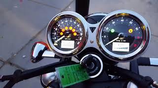2017 Triumph Bonneville T120 with Analog Cone Exhaust Videos