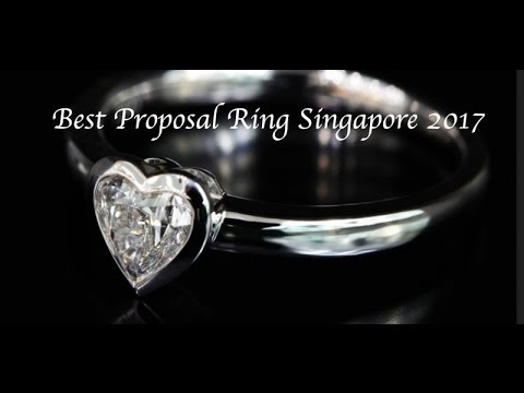 Best Proposal Ring Singapore 2017