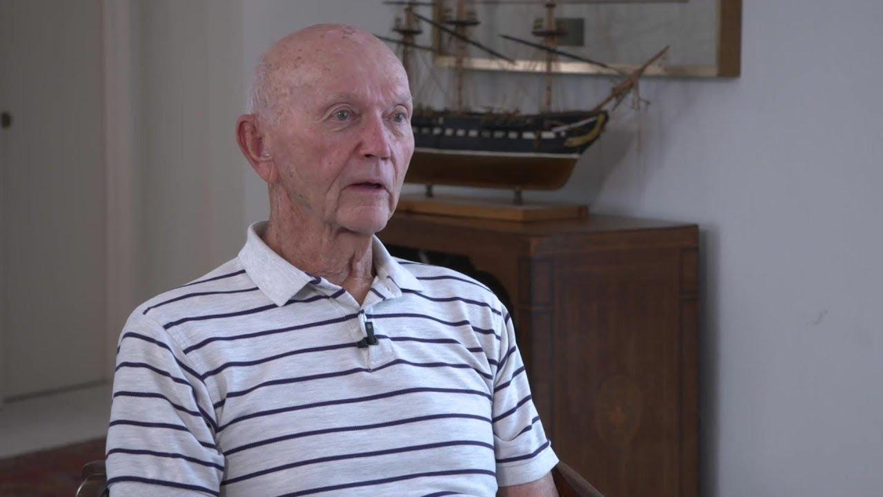 Michael Collins, Apollo 11 astronaut - BBC HARDtalk