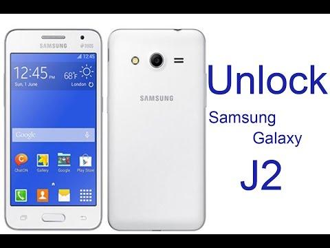 Unlock Samsung Galaxy J2 Unlock Code For SM-J200F SIM Network Unlock PIN Steps