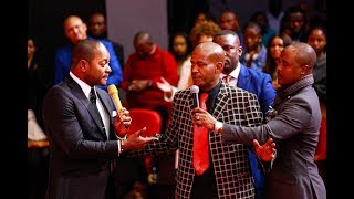 He is delivered from the spirit of heaviness Accurate Prophecy with Alph LUKAU