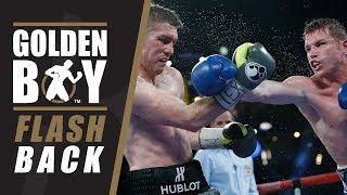 Golden Boy Flashback: Canelo Alvarez vs Liam Smith (FULL FIGHT)