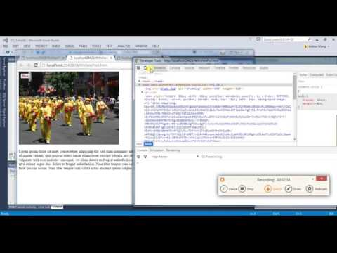 How do you use meta tag viewport to control the layout in the desktop view and mobile device?
