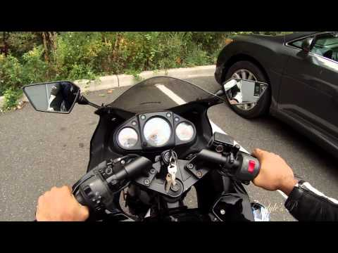 Learn how to ride a motorcycle with this video now! Training for new riders and beginners. Part 2