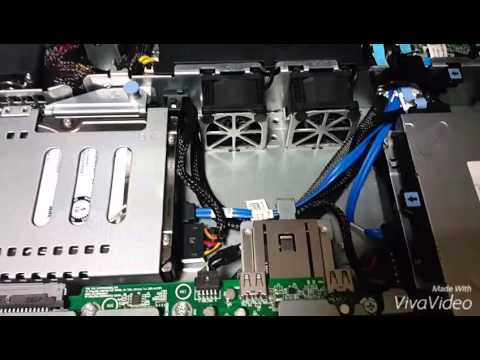 Dell r210 upgrade sata disk to ssd disk