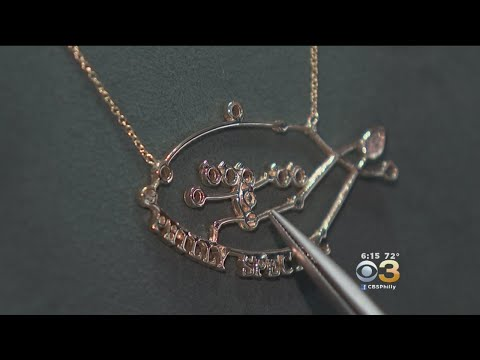 Safian Rudolph Jewelers Designs 'Philly Special' Necklace To Commemorate Eagles Super Bowl Win