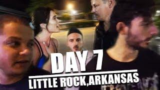ICE POSEIDON - RV ROAD TRIP DAY 7 (LITTLE ROCK, ARKANSAS)