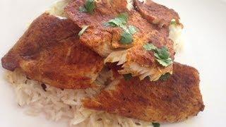 Baked Tilapia Recipe Quick Easy Weeknight Meal Idea