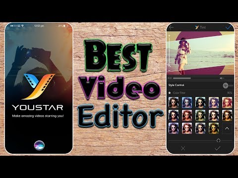Best Video Editor For MOBILE ! with Multiple Special Effects & Videos Style ! Filters (MUST HAVE)