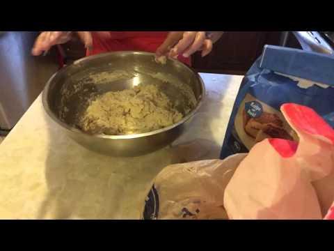 Cooking Patongko using dried baking powder
