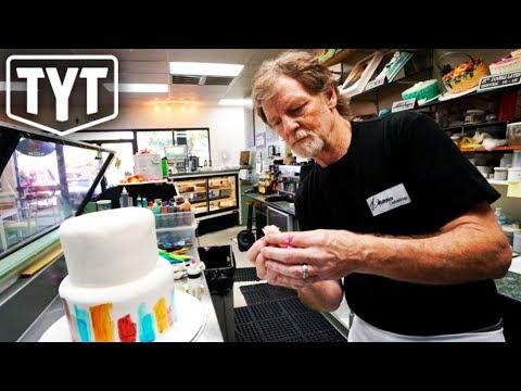 Cake Baker Vs. Gay Couple