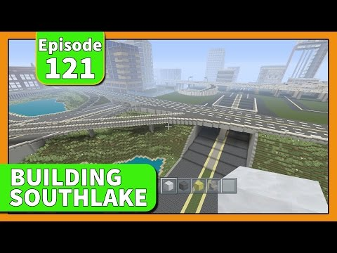 SOME NEW STUFF TO SHOW!! Building Southlake City Episode 121
