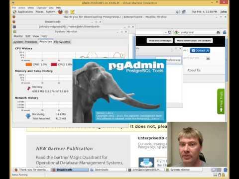 Linux CentOS - Install and Configure PostgreSQL on CentOS Linux
