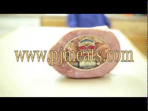 How to heat a Petit Jean Ham in the dishwasher