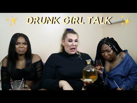 Girl Talk #3 Drunk Edition | Ride The D Like A BMX, Uni & Do Boys Ever Grow up?