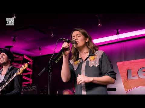 """KFOG Private Concert: Brandi Carlile - """"Most of All"""