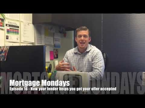 Getting your offer accepted | Mortgage Mondays | #16