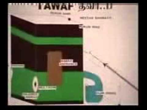 Tamil Hajj Umrah - Thawaaf-Part-1- Day 107