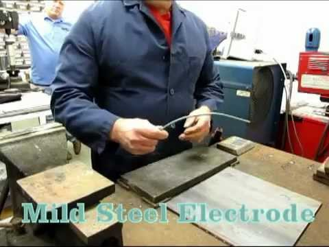 How to Use Electrodes for Cutting, Cast Iron, Aluminum, and Mild Steel