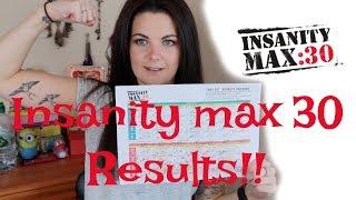 INSANITY OR INSANITY MAX:30
