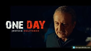 One Day Justice Delivered Movie Review | Anupam Kher, Isha Gupta