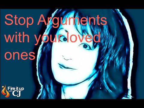 3 min Life Coaching Tip:  How to stop arguments in your relationship?