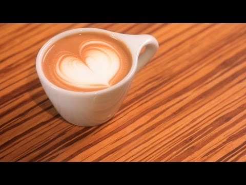 How to Pour a Heart | Latte Art