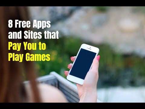 8 Free Apps and Sites that Pay You to Play Games