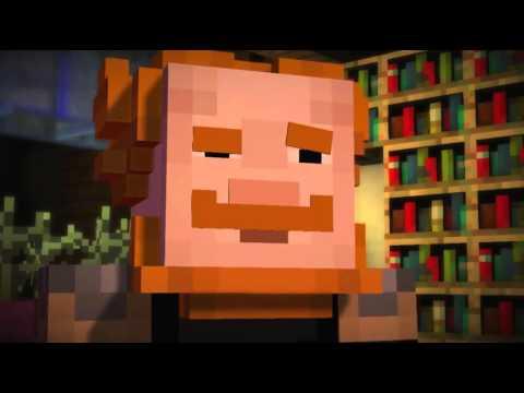 Minecraft Storymode -