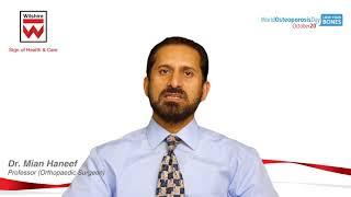 Dr Mian Haneef - Professor (Orthopedic Surgeon)