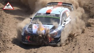 Best of Action WRC Rallye Sardegna 2017 [Passats de canto]