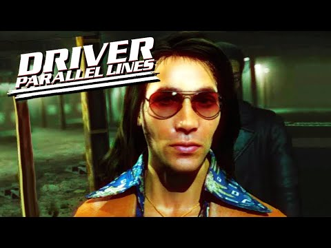 Driver: Parallel Lines - Gameplay Walkthrough - Mission #16: Kidnap