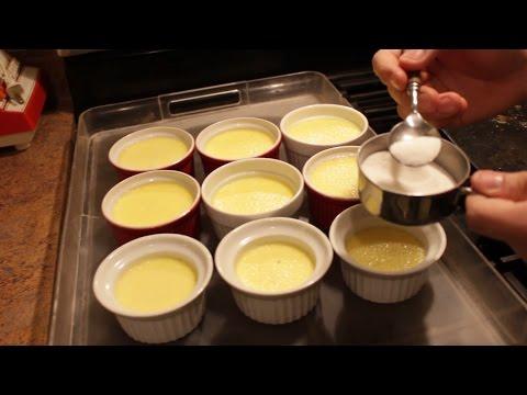 Crème Brûlée (Liam Patullo's French Project)