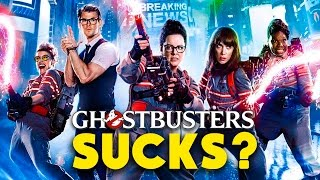 Does Ghostbusters (2016) ACTUALLY Suck?