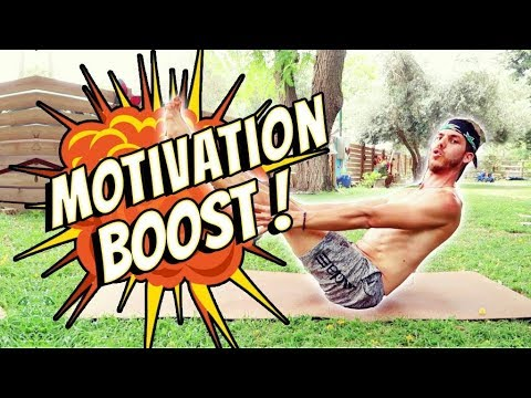 Beginners Yoga Exercise 🤘 Core Yoga Exercise To Boost Motivation