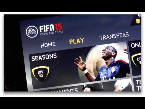 FIFA 15 Ultimate Team - iPhone & iPad - HD Gameplay Trailer